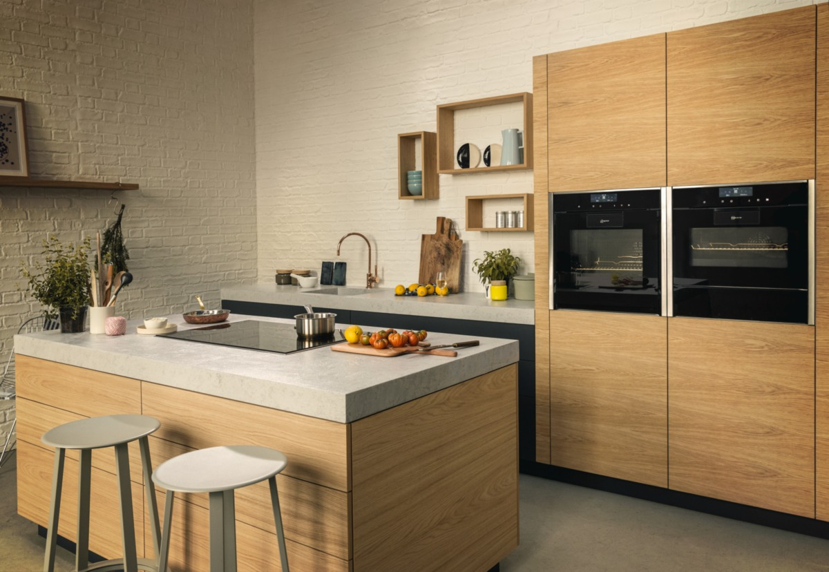 Inline Kitchens | Appliances